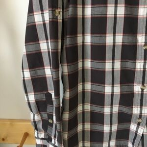 Patagonia plaid A/C shirt MEDIUM